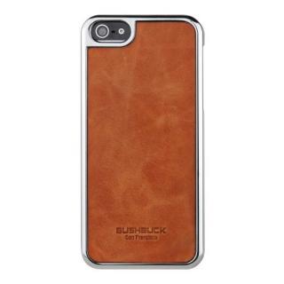 王国の貴族をイメージ Bushbuck Baronage シェニュインレザー タン iPhone 5ケース
