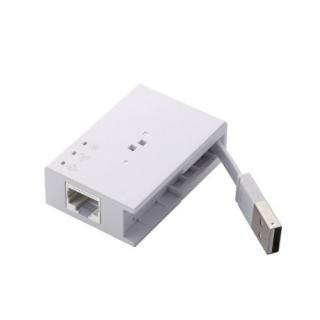 無線LANルータ/ホテル用/433Mbps/11ac/5.0GHz対応/ホワイト