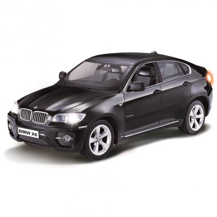 スマート・トイ - BMW X6 黒(Smart Toy BMW X6 Black)_0