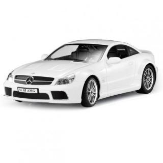スマート・トイ - Benz SL65 白(Smart Toy Benz SL65 White)
