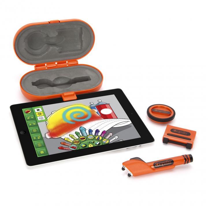 スマート・トイ - クレオラ・エアブラシキット(Smart Toy Crayola Airbrush Kit)_0