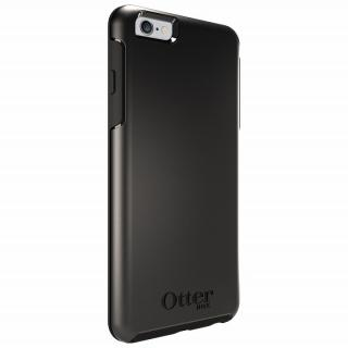 耐衝撃ケース OtterBox Symmetry ベーシック ブラック iPhone 6 Plus