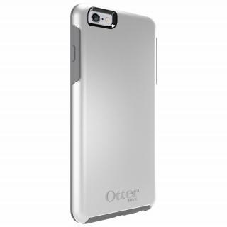 耐衝撃ケース OtterBox Symmetry ベーシック ホワイト iPhone 6 Plus