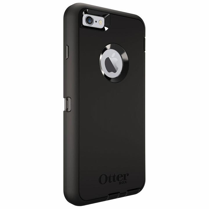 iPhone6 Plus ケース 耐衝撃ケース OtterBox Defender ベーシック ブラック iPhone 6 Plus_0