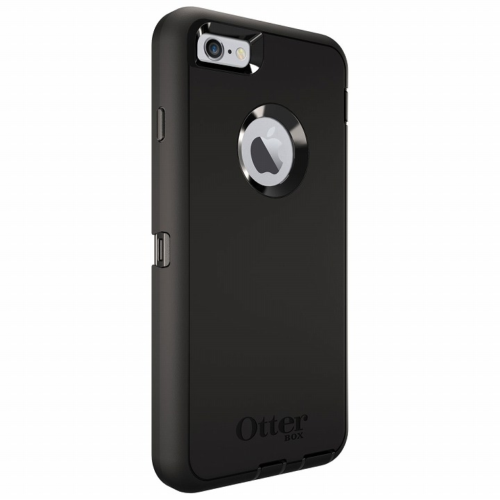 【iPhone6 Plusケース】耐衝撃ケース OtterBox Defender ベーシック ブラック iPhone 6 Plus_0
