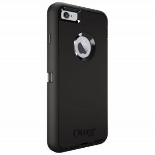 耐衝撃ケース OtterBox Defender ベーシック ブラック iPhone 6 Plus
