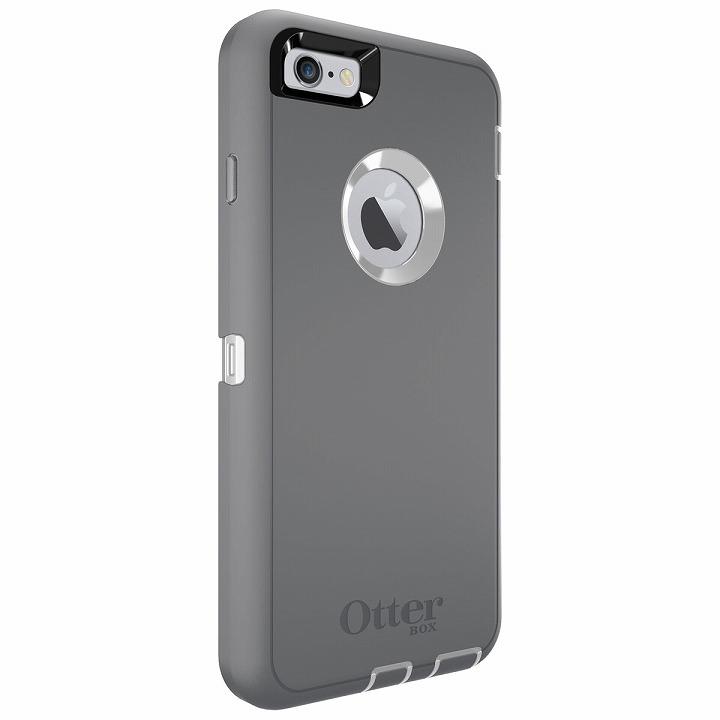 iPhone6 Plus ケース 耐衝撃ケース OtterBox Defender ベーシック ホワイト iPhone 6 Plus_0