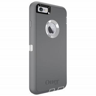 耐衝撃ケース OtterBox Defender ベーシック ホワイト iPhone 6 Plus