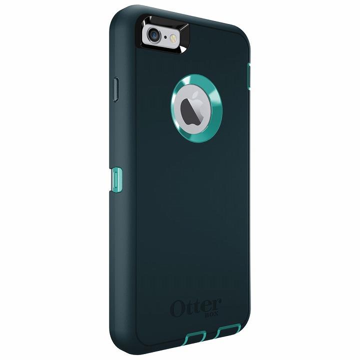 【iPhone6 Plusケース】耐衝撃ケース OtterBox Defender ベーシック ライトティール iPhone 6 Plus_0