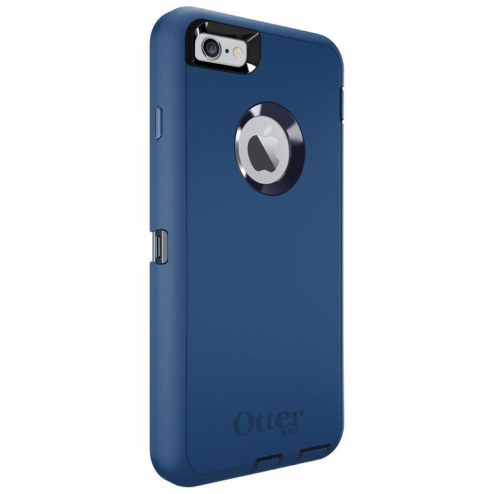 耐衝撃ケース OtterBox Defender ベーシック アドミラルブルー iPhone 6 Plus