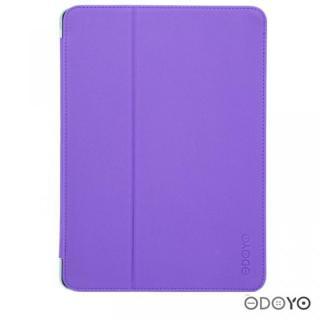 iPad Air ケース ODOYO エアコート / オーキッドパープル