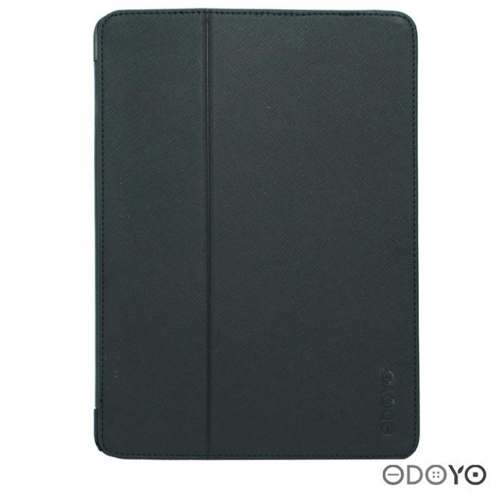 iPad Air ケース ODOYO エアコート / ノイエブラック_0
