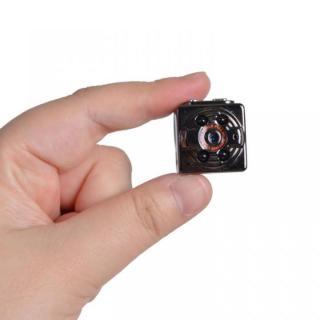 指でつまめるコンパクト防犯カメラ
