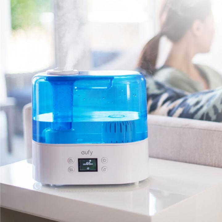 eufy Humos Air 1.1 超音波加湿器 自動湿度調整/超静音