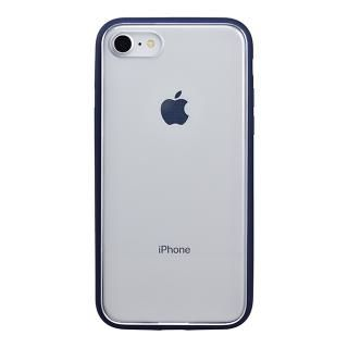 パワーサポート Shock proof Air jacket ラバーネイビー iPhone 8