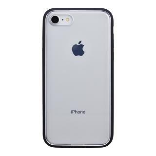 【iPhone8ケース】パワーサポート Shock proof Air jacket ラバーブラック iPhone 8