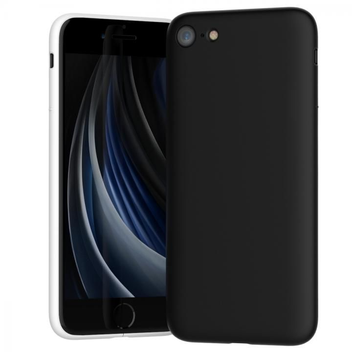 iPhone8/7 ケース MYNUS ケース マットブラック iPhone 8/7_0