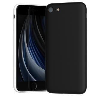 iPhone SE 第2世代 ケース MYNUS ケース マットブラック iPhone SE 第2世代/8/7