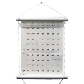 ロールカレンダー 2019【12月下旬】