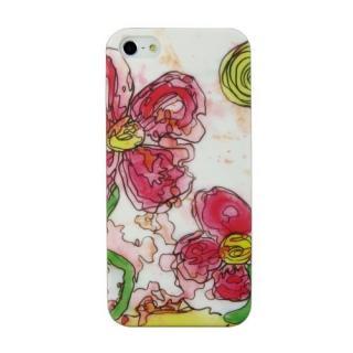 【iPhone SE/5s/5ケース】TSUTSUI HAJIME × SMILE WORLD LOVE COMMONS iPhone SE/5s/5ケース