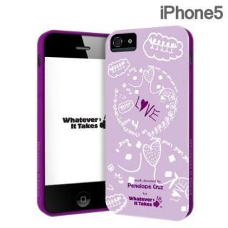 iPhone SE/5s/5 ケース Whatever It Takes Penelope Cruz iPhone SE/5s/5ケース