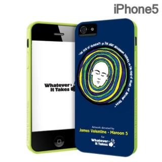 アートワークケース James Valentine - Marooon 5 iPhone SE/5s/5ケース