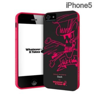 アートワークケース Whatever It Takesシリーズ Slash iPhone SE/5s/5ケース