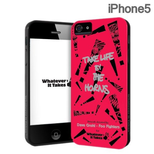 iPhone SE/5s/5 ケース アートワークケース Dave Grohl of Foo Fighters iPhone SE/5s/5ケース_0