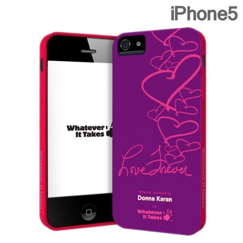 【iPhone SE/5s/5ケース】Whatever It Takesシリーズ Donna Karan iPhone SE/5s/5ケース_0
