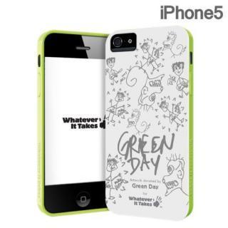アートワークケース Whatever It Takesシリーズ Green Day iPhone SE/5s/5ケース