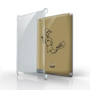 iPad3,4世代用プレミアムウルトラシールドパック【Pharrell Williams】_0