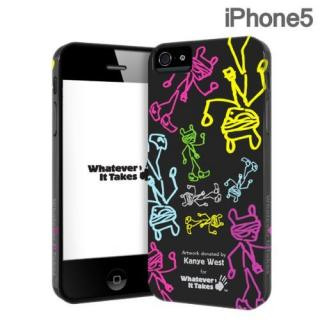アートワークケース Whatever It Takesシリーズ Kanye West iPhone SE/5s/5ケース