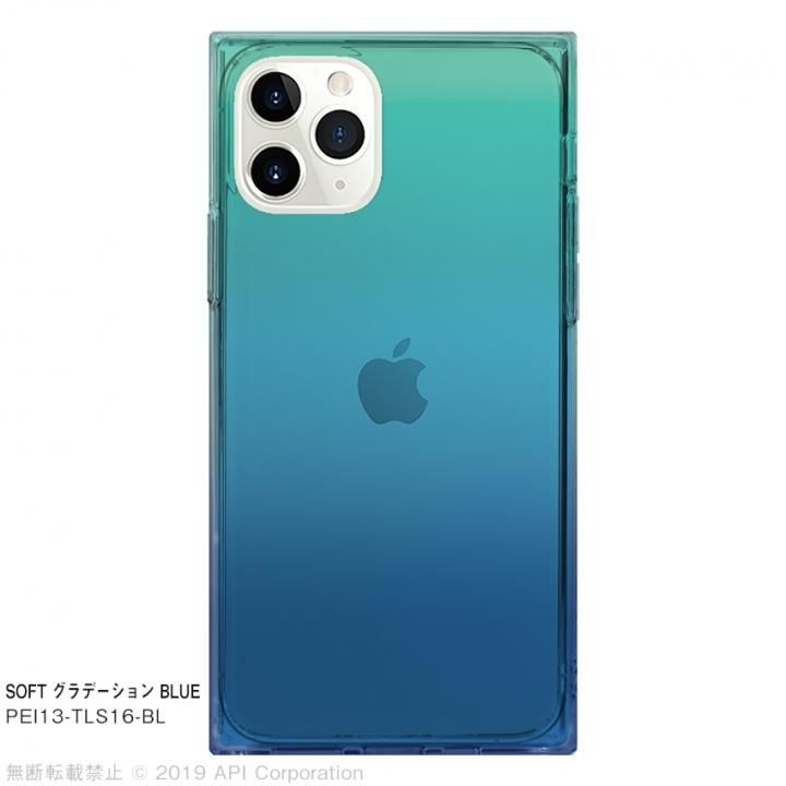 iPhone 11 Pro ケース EYLE TILE SOFT グラデーション BLUE for iPhone 11 Pro_0