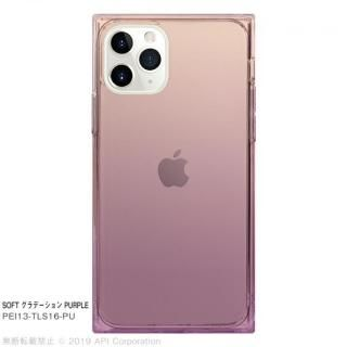 iPhone 11 Pro ケース EYLE TILE SOFT グラデーション PURPLE for iPhone 11 Pro