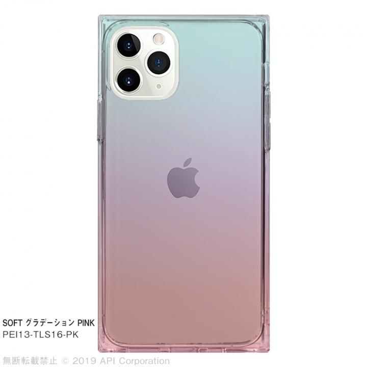 iPhone 11 Pro ケース EYLE TILE SOFT グラデーション PINK for iPhone 11 Pro_0