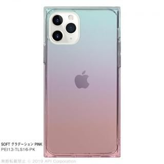 iPhone 11 Pro ケース EYLE TILE SOFT グラデーション PINK for iPhone 11 Pro