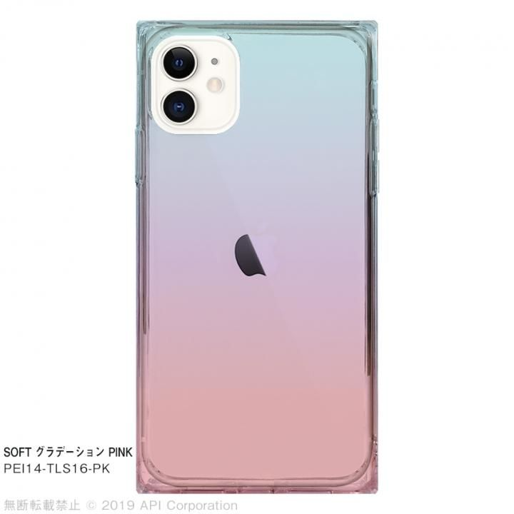 iPhone 11 ケース EYLE TILE SOFT グラデーション PINK for iPhone 11_0