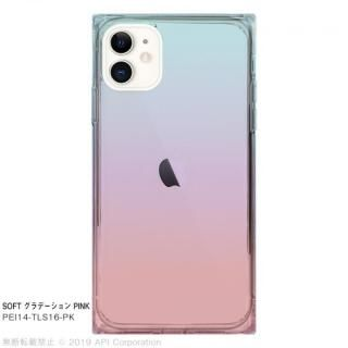 iPhone 11 ケース EYLE TILE SOFT グラデーション PINK for iPhone 11