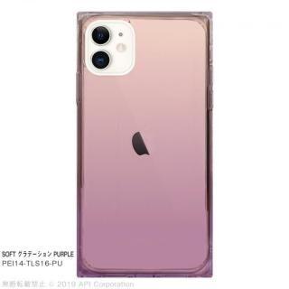 iPhone 11 ケース EYLE TILE SOFT グラデーション PURPLE for iPhone 11