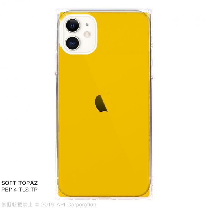 iPhone 11 ケース EYLE TILE SOFT TOPAZ for iPhone 11_0
