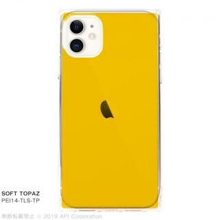 iPhone 11 ケース EYLE TILE SOFT TOPAZ for iPhone 11