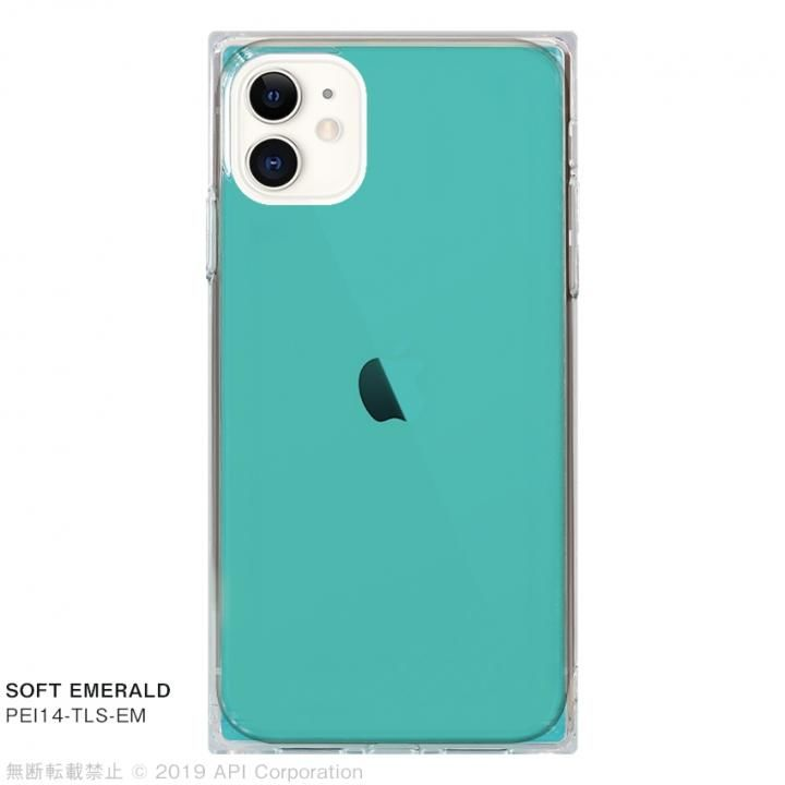 iPhone 11 ケース EYLE TILE SOFT EMERALD for iPhone 11_0