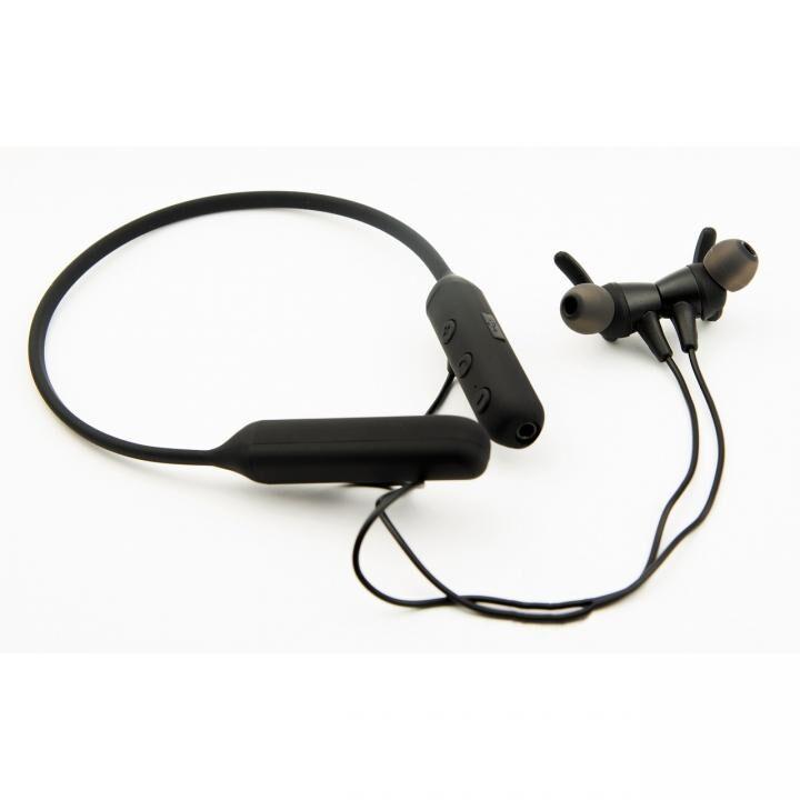 Bluetoothイヤホン VTH-IC032 ブラック_0