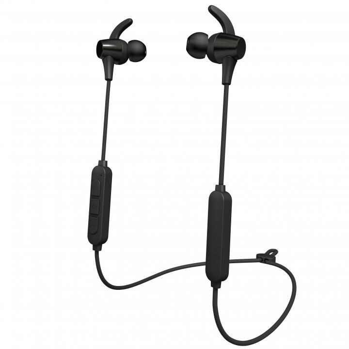 Bluetoothイヤホン VTH-IC027 ブラック_0