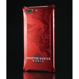 【iPhone8 Plus/7 Plusケース】MONSTER HUNTER: WORLD ソリッドケース リオレウス レッド iPhone 8 Plus/7 Plus_2