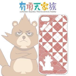有頂天家族 ハードケース 下鴨矢一郎 iPhone 8 Plus/7 Plus