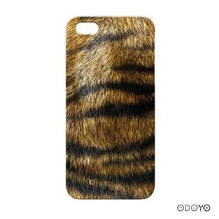 iPhone5 ODOYO ワイルドアニマル/タイガー