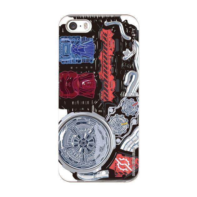 iPhone5s/5 ケース 仮面ライダービルド ハードケース iPhone 5_0