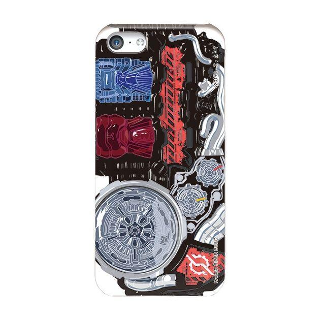 仮面ライダービルド ハードケース iPhone 5c_0
