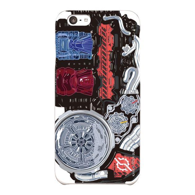 仮面ライダービルド ハードケース iPhone 6s【12月下旬】